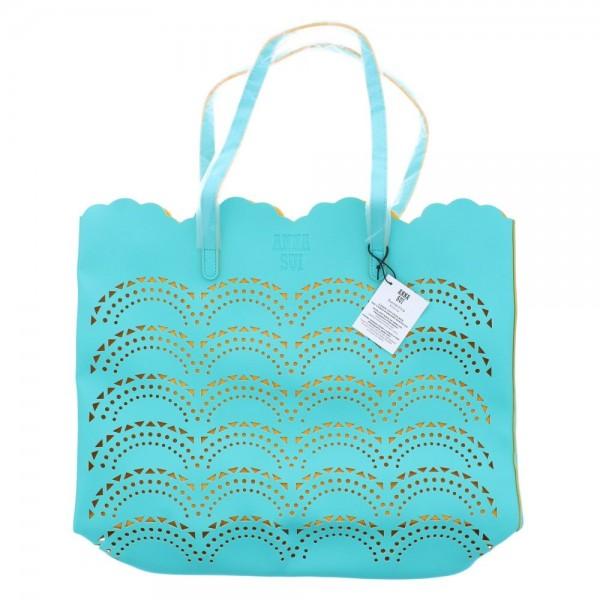 Anna Sui Romantica Exotica Tote Bag