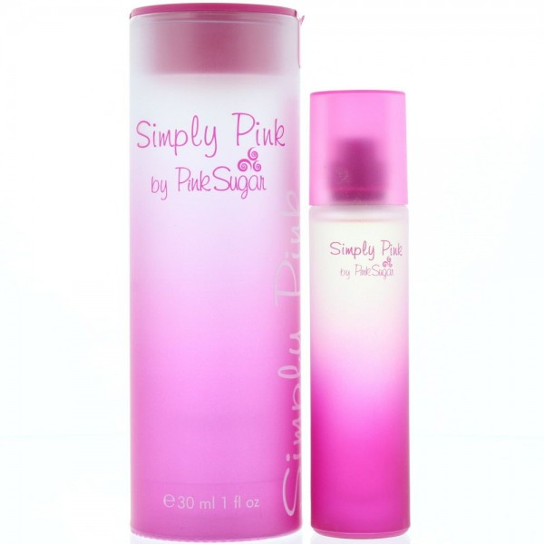 Aquolina Simply Pink Edt 30ml Srray