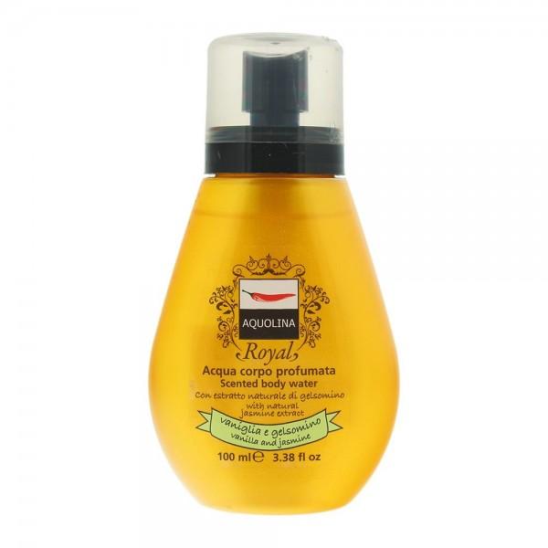Aquolina Vanilla And Jasmine Scented Body Water 100ml Spray