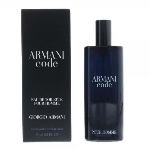Armani Code for Men EDT 15ml