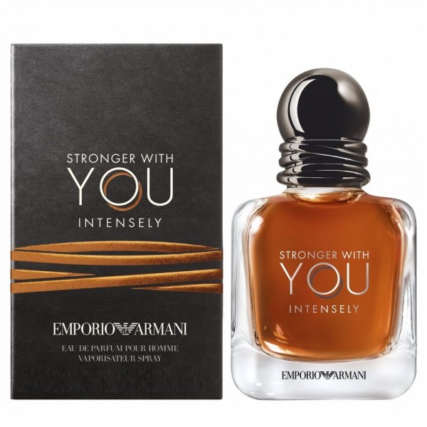 Armani Stronger With You Intensely EDP 100ml