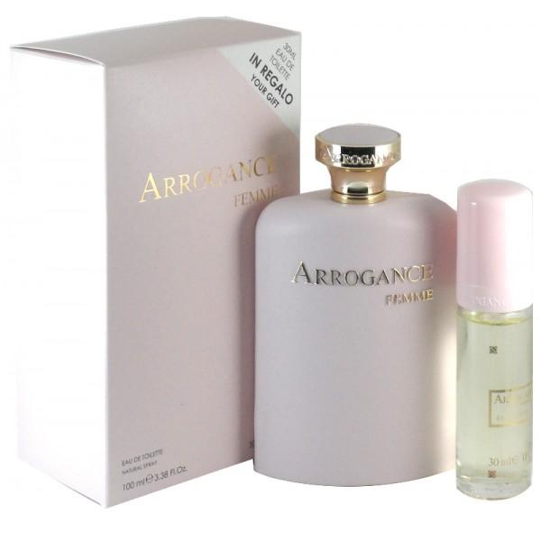 ARROGANCE Arrogance pour Femme EDT 100 ml / EDT 30 ml