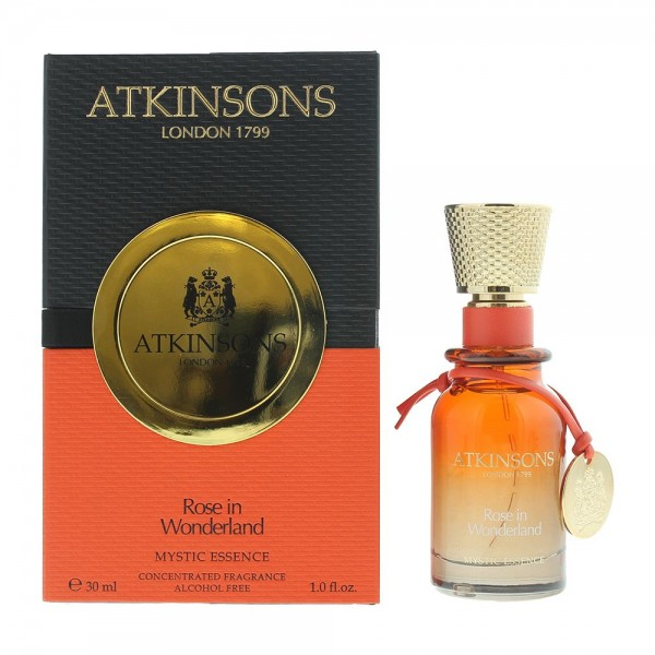 Atkinson Rose In Wonderland Mystic Oil 30ml