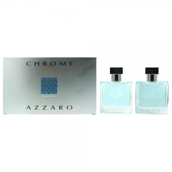 Azzaro Chrome Edt 2 X 30ml