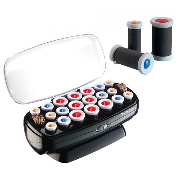 BaByliss PRO Professional ceramic heating curlers BAB3021E