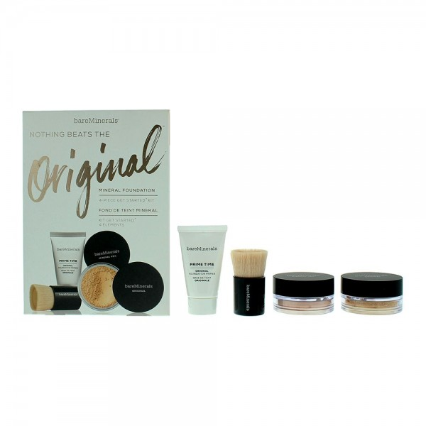 Bare Minerals Light 4Pc Nothing Beats The Original Complexion Kit