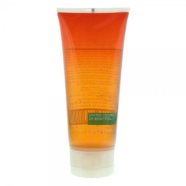 Benetton Woman Shower Gel 200ml