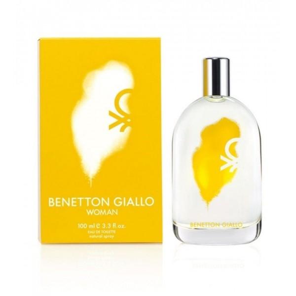 BENETTON Benetton Giallo EDT 100ml