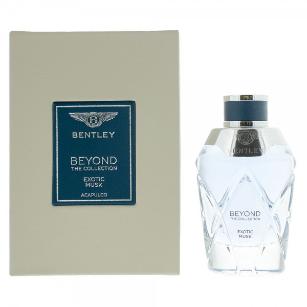 Bentley Beyond The Collection Exotic Musk Edp 100ml