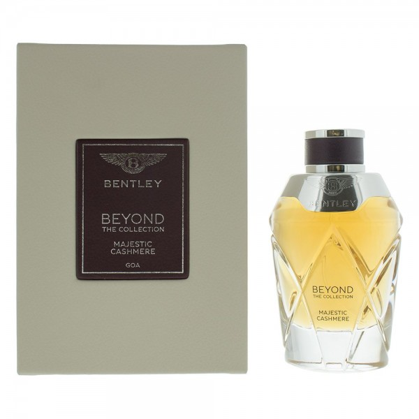 Bentley Beyond The Collection Majestic Cashmere Edp 100ml
