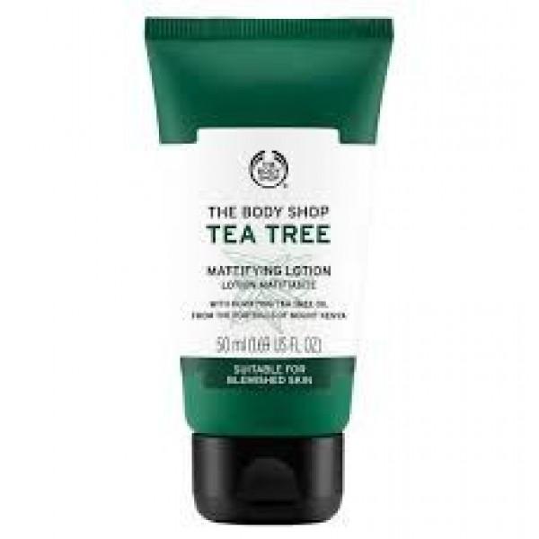 Body Shop Tea Tree Face Lotion 50ml