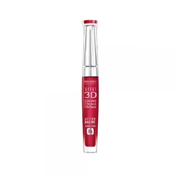 Bourjois Nouveau Effet 3D Gloss 06 Rouge Democratic