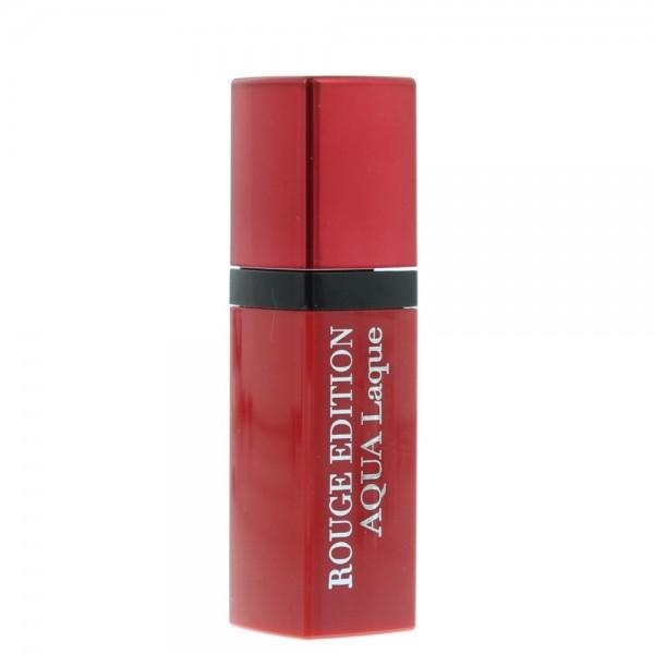 Bourjois Rouge Edition Aqua Laque 004 Viens Si Tu Roses Lipstick 7.7ml
