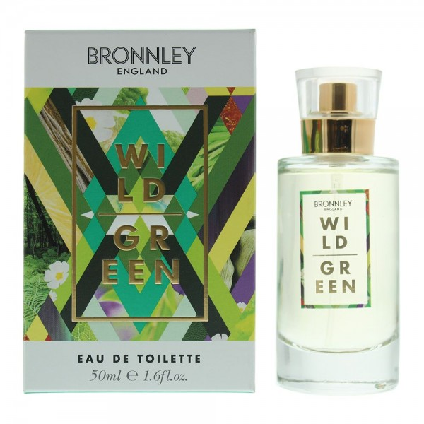 Bronnley Wild Green Edt 50ml
