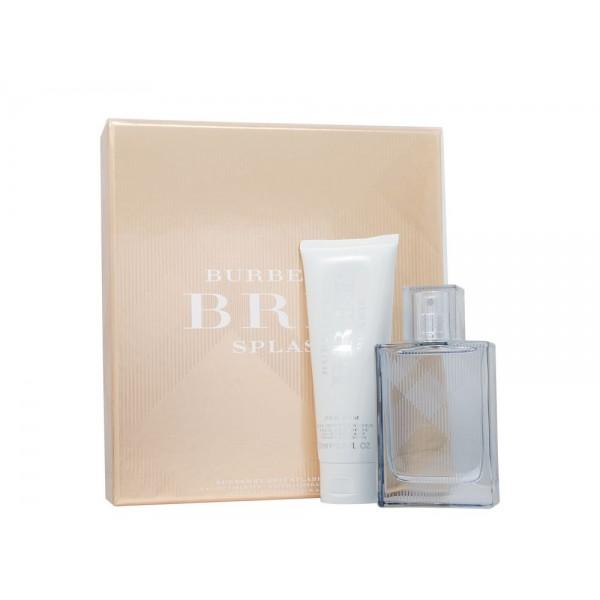 Burberry Brit Splash Edt50ml / Shower Gel 75ml