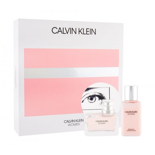 CALVIN KLEIN Calvin Klein Women EDP 50 ml / Body Lotion 100 ml
