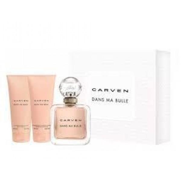 Carven Dans Ma Bulle Edp 100ml - Shower Gel 100ml - Perfumed Body