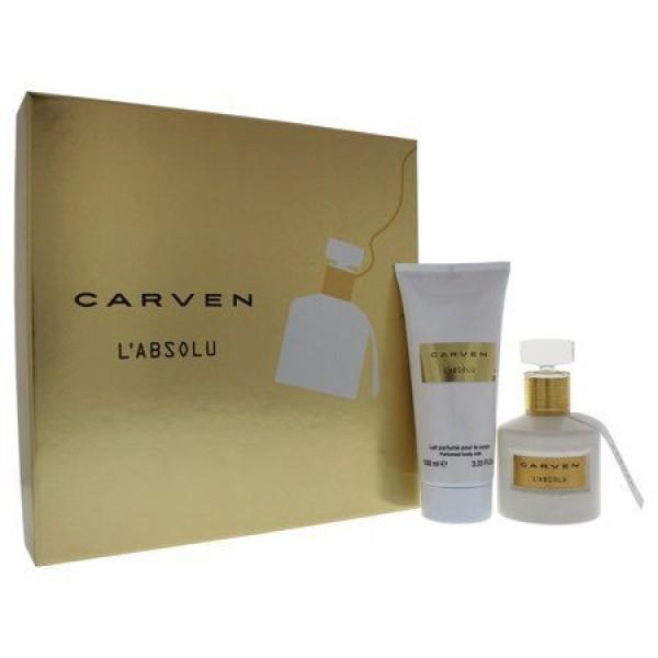 Carven L Absolu Edp 50ml / &Body Lotion 100ml