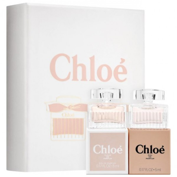 Chloe Exclusive Mini Set Chloe Edp 5ml / Chloe Fleur Edp 5ml