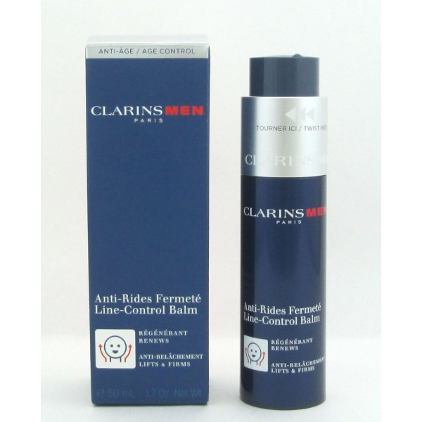 Clarins Men Line-control Balm ( Normal and Mixed Skin ) 50ml