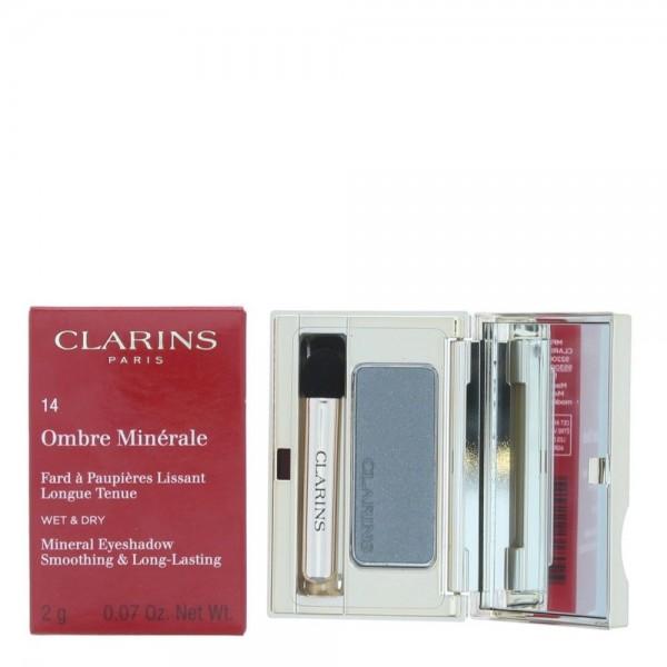 Clarins Ombre Minerale Eyeshadow 14 Platinum 2G