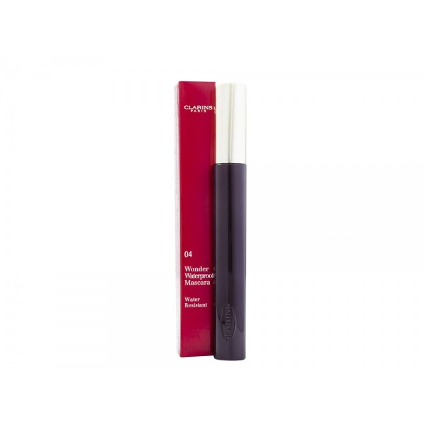 Clarins Waterproof Mascara 04 Wonder Plum 7ml