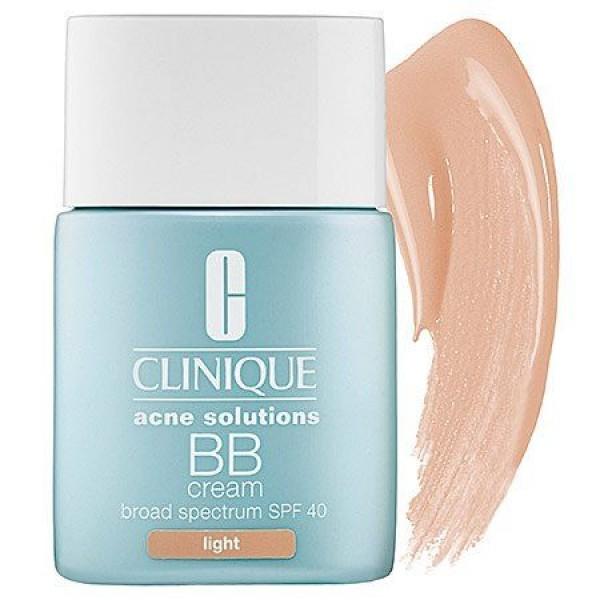 Clinique Acne Solutions BB Cream Broad Spectrum SPF 40 30ml Light