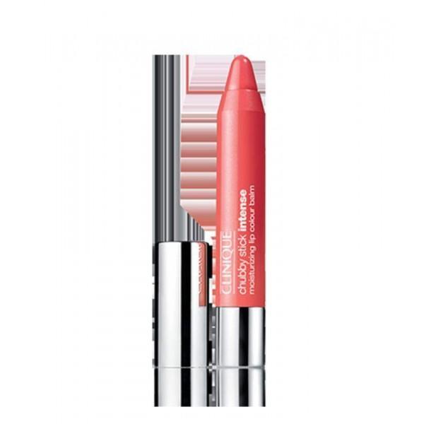 Clinique Chubby Stick Intense Lip Colour Balm 3 G 04 Heftiest Hibiscus