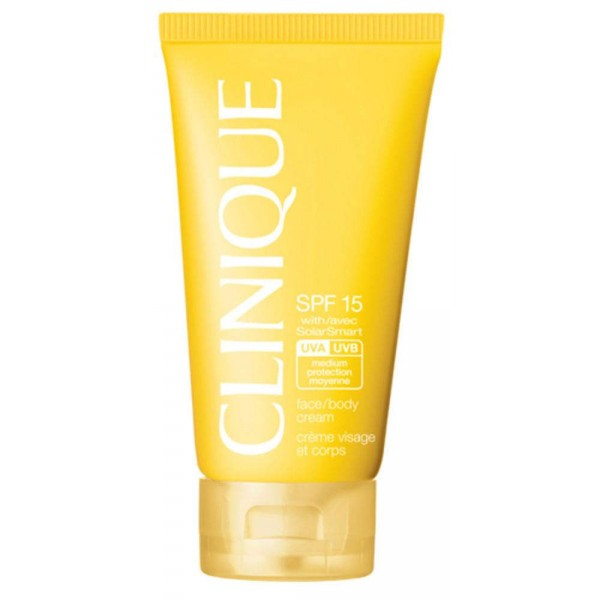 Clinique Face & Body Cream Spf 15 - Waterproof Sunscreen 150ml