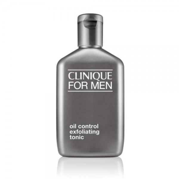 Clinique For Men Oil Control Tonic Exfoliating - Lotion For Oily Skin 200ml