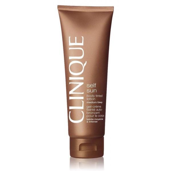 Clinique Self Sun Body Tinted Lotion - Self Tanning Lotion 125ml Medium Deep