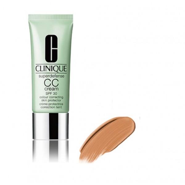 Clinique Superdefense Colour Correcting Skin Protector Cc Cream 40ml Medium