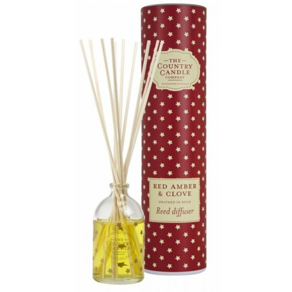Country Candle Red Amber & Clove Diffuser 100ml