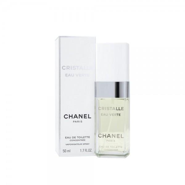 Chanel Cristalle Verte Edt 50ml Concentre