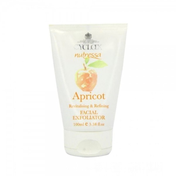 Cyclax Apricot Revitalising And Refining Facial Exfoliator 100ml