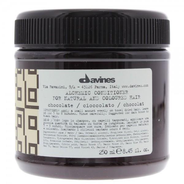 Davines Alchemic Chocolate Conditioner 250ml