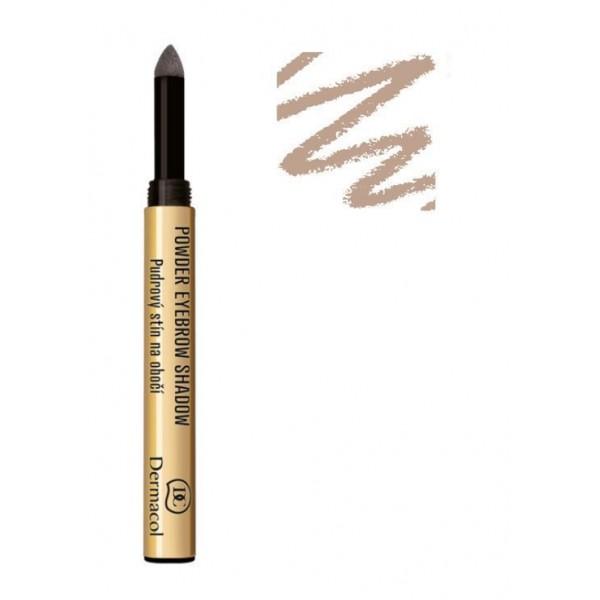 Dermacol Powder Eyebrow Shadow 1 g  shade 1