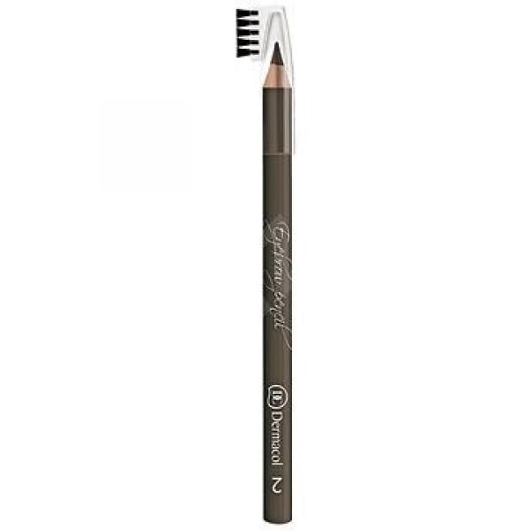 Dermacol Soft Eyebrow Pencil 1.6 g  shade 02