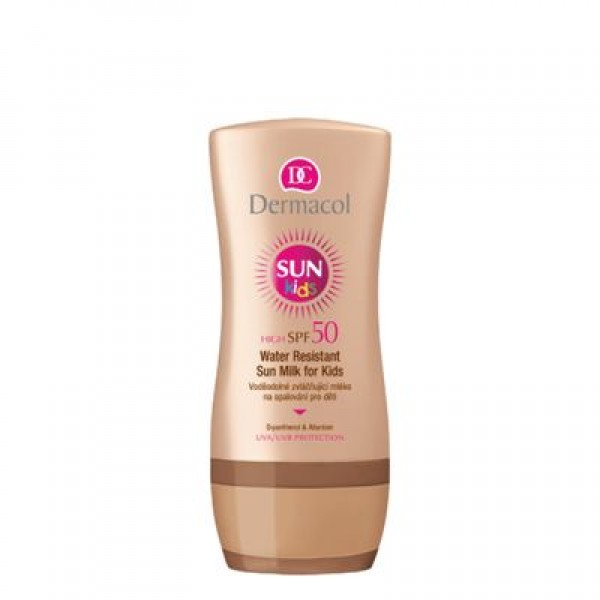 Dermacol Sun Milk For Kids Water Resistant SPF 50