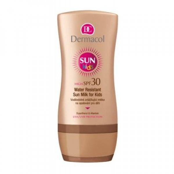 Dermacol Water Resistant Sun Kids Sun Milk SPF 30 For Kids 200ml