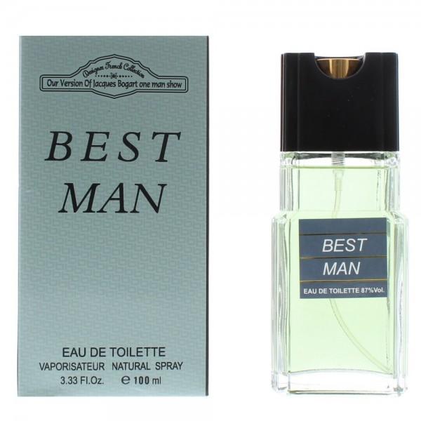 Designer French Best Man Edt 100ml Spray