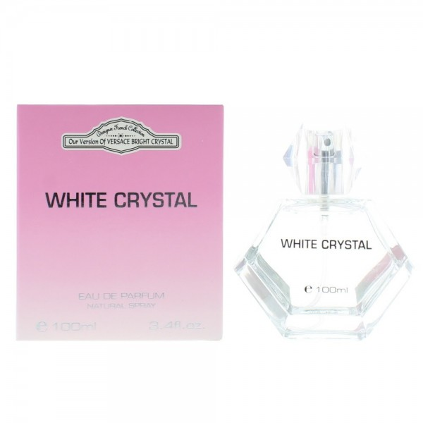Designer French White Crystal Edp 100ml Spray