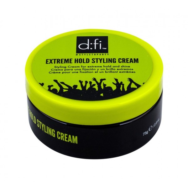 d:fi Extreme Hold Styling Cream 75.0g