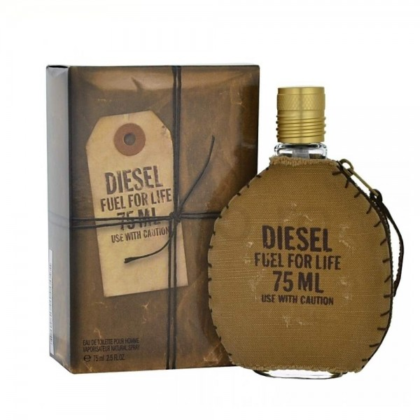 Diesel Fuel For Life Man Edt 75ml