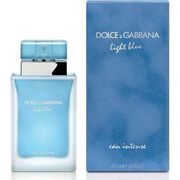 DOLCE GABBANA Light Blue Eau Intense EDP 50ml