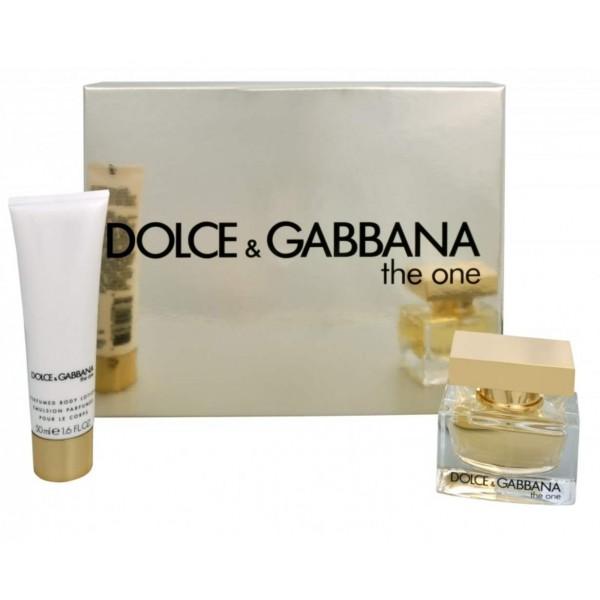 DOLCE GABBANA The One EDP 30 ml / Body Lotion 50 ml