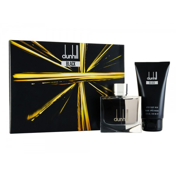 Dunhill Black Edt 100ml / Aftershave Balm150ml