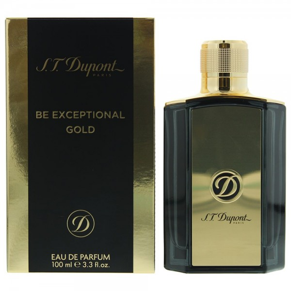 Dupont Be Exceptional Gold Edp 100ml