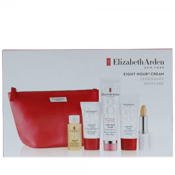 Elizabeth Arden Eight Hour 5-Piece Skin Protectant The Original