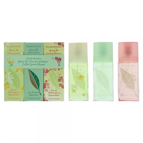 Elizabeth Arden Green Tea Edp 50ml / Honeysuckle edp 50ml / Cherry Blossom Edp 50ml